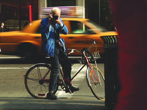 Film promo picture: Bill Cunningham New York