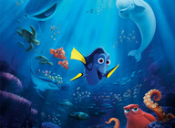 Finding Dory artist photo