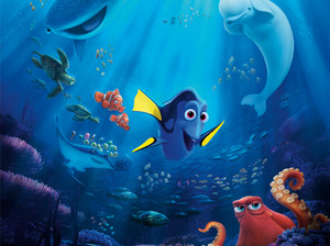 Film promo picture: Finding Dory