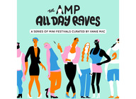 The AMP All Day Raves artist photo