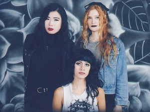 L.A. Witch artist photo