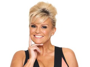 Kerry Katona artist photo