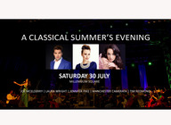 A Classical Summer's Evening: Manchester Camerata, Tim Redmond, Joe McElderry, Laura Wright, Jennifer Pike artist photo