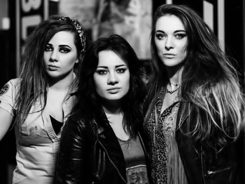 The Amorettes artist photo