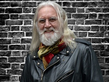 Billy Connolly artist photo