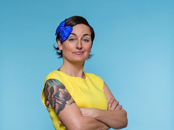 Pop-Up Comic : Zoe Lyons picture