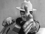 Elvis Costello artist photo