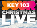 Key 103 Christmas Live event picture