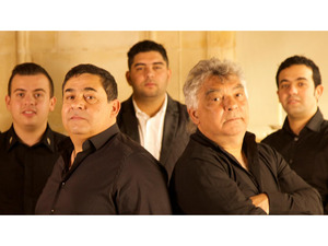Gipsy Kings artist photo