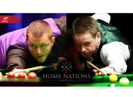 Home Nations Series - English Open Snooker  artist photo