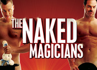 The Naked Magicians artist photo