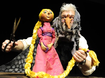 Rumpelstiltskin And The Wheel Of Fortune: Theatre Of Widdershins picture