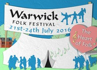 Warwick Folk Festival artist photo