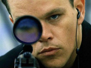 Film promo picture: Jason Bourne