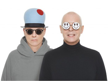 The Super Tour: Pet Shop Boys picture