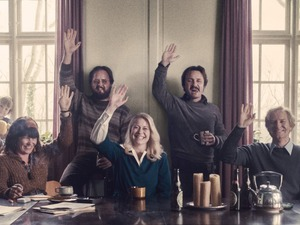 Film promo picture: The Commune (Kollektivet)