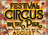 Zippos Circus Presents: A Summer Festival Circus on Hastings Pier artist photo