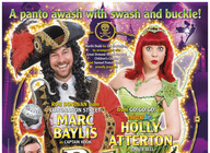 Peter Pan: Marc Baylis, Holly Atterton, Jessica Punch, Adam Moss artist photo