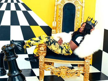 Lady Leshurr artist photo