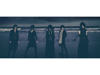 The GazettE artist photo