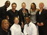 The Edwin Starr Band - The Team featuring Angelo Starr artist photo