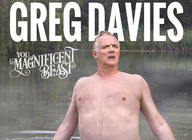 Greg Davies: Portsmouth PRESALE tickets available now