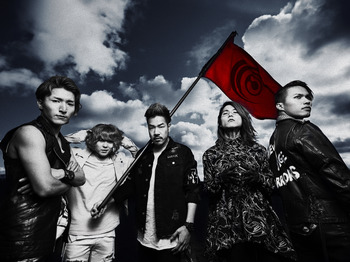 Crossfaith artist photo