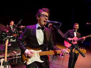 Rock 'n' Roll Jukebox: Buddy Holly And The Cricketers picture