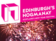 Edinburgh Hogmanay 2016/17 artist photo