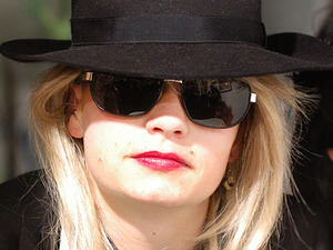 Film promo picture: Author: The JT LeRoy Story