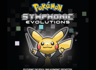 Pokémon Symphonic Evolutions artist photo