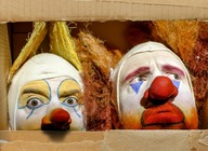 Coulrophobia: Pickled Image artist photo