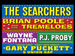 Sixties Gold: The Searchers, Brian Poole and The Electrics, PJ Proby event picture
