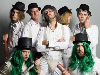 Flaming Lips + Black Books picture