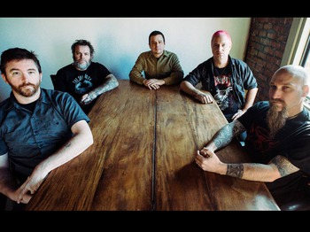 Neurosis + Godflesh picture