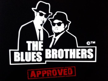 The Blues Brothers... Approved picture
