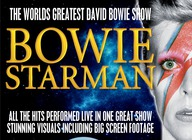 Bowie Starman - The World's Greatest David Bowie Show artist photo