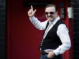 Film promo picture: David Brent: Life On The Road