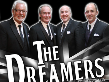 The Dreamers artist photo