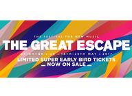 The Great Escape 2017 artist photo