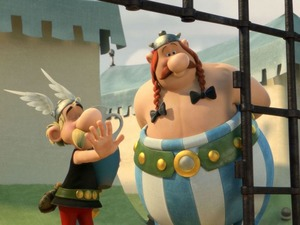 Film promo picture: Asterix and Obelix: The Mansion of the Gods (Le Domaine des Dieux)