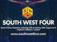 South West Four 2016 artist photo