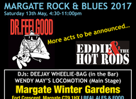Margate Rock & Blues 2017 artist photo