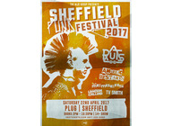 Sheffield Punk Festival 2017 artist photo