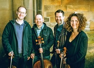 Edinburgh String Quartet artist photo