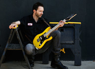 Paul Gilbert artist photo