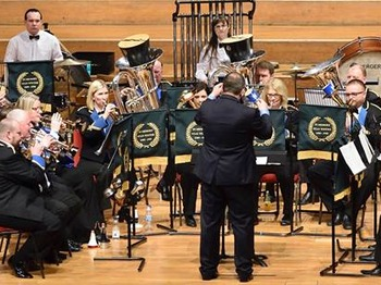 Leeds Best Of Brass 2012 / 13: Hepworth Brass Band picture