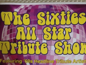The Sixties All Star Tribute Show artist photo