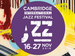 Cambridge International Jazz Festival event picture