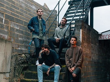 Lower Than Atlantis artist photo